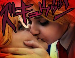 JJBA: Your First Kiss wasn't Jojo, it was Dio! by Glass-Rose-Prince