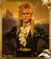 Jareth, The King by kiarajareth