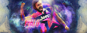 One Of the Best, Andrea Pirlo by HararyDP