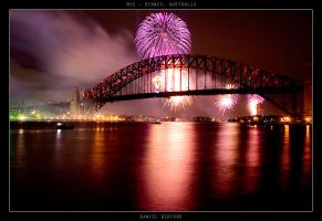 New Years - Sydney, Australia by geeewocka