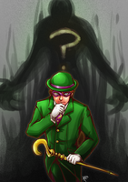 Who riddles the Riddler? by Meinarch