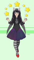 witch of space by arcus-puera