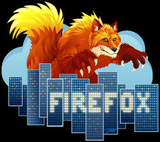 Attack of the Firefox by DragonosX