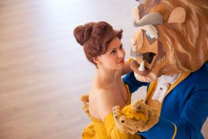 Beauty and the Beast - 13/25 by daguerreoty-pe