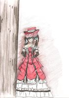 Ciel Phantomhive: ...the Dress Fits Me Well by BubblewithWings