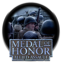 Medal of Honor Allied Assault Icon by DudekPRO
