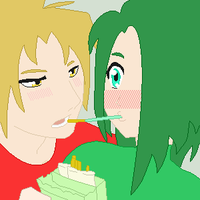 Mint Pocky Game by JouYasha
