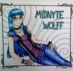 Midnyte Wolff by GrimNoxPrincess
