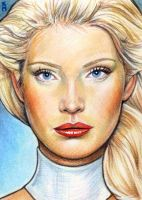 Emma Frost Sketch Card 8 by veripwolf