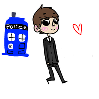 10th doctor by satan-kun