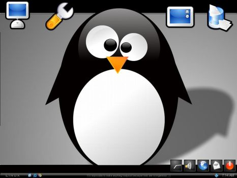 LinuX 2nd geNeraTion::.. by ALi1