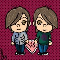 Tegan and Sara Icon by sapphirestarflake