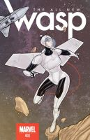 The All-New Wasp! Cover 3 by jimtowe
