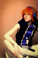 TWEWY: just Neku by Sefi