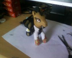 MLP Custom KHR Xanxus by Me pic 3 of 8 by FlutterValley