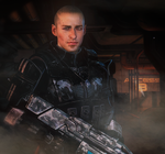 Alistair in Mass Effect by SallibyG-Ray