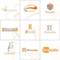 Remedia logo by vet-elianoor