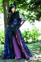 OUAT - The Evil Queen by Itasil