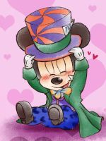 baby mad hatter mickey by chico-110
