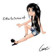 entertainment~ by Livawhatever