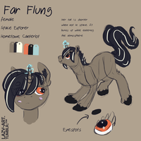 Far Flung Ref by weepysheep