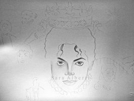 MICHAEL cover. Beginning. by SaralovesMichael