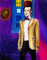 Trust me, I am the Doctor by mayreni
