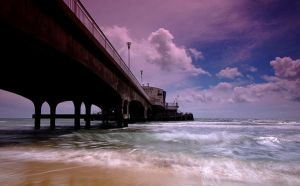 Bournemouth New Pier by Dave-Ellis