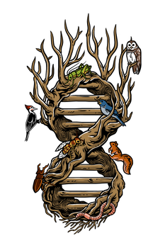 Infinitree Of Life by gremz