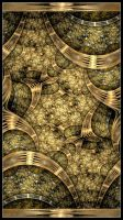 gold infinity by Loony-Lucy