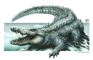Inuit Croc by kerembeyit