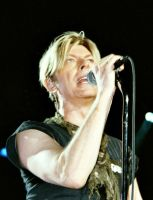 David Bowie Live 4 by Woolf20