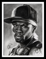 50 Cent by lapam04