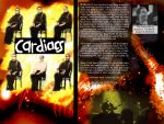 Cardiacs Page Spread by Bobsock