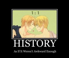 History Is Awkward by SOUL-Catchers