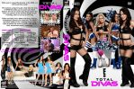 WWE Total Divas DVD Cover by Chirantha