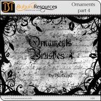 Ornaments part 4 brushes by BuburuResources