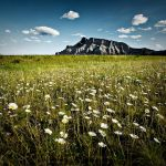 Mt Rundle by LukeAustin