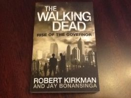 The Walking Dead Rise of the Governor 'Paperback' by extraphotos