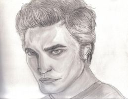 Edward Cullen by GeraintRamon