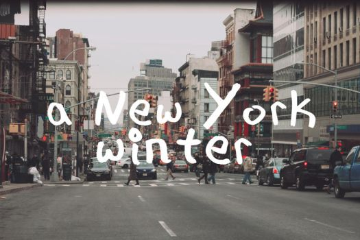 NY WINTER by posterxxboys