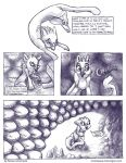 Inner Space page 1 by maggock
