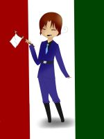 Italy by mikachu-chan