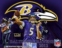 Baltimore Ravens Wallpaper by tmarried