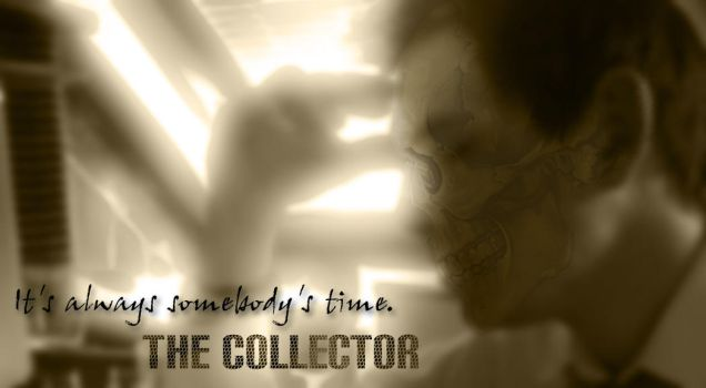 The Collector - Teaser Poster by kilvertm