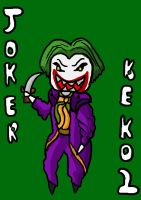 The Joker by Chibex