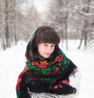 The winter by AnastasiaOsipova