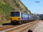 First Great Western 143617 at Teignmouth by The-Transport-Guild