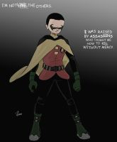 Damian by jaycubed