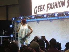 Comikaze Expo 2014: Geek Fashion Show 4 by iancinerate